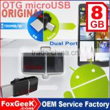 Brand Ultra Dual USB 3.0 Flash Drives OTG micro USB 4 8 16 32 64 G GB external for Samsung/HuaWei Android Mobile Phone