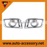 toyota hiace chrome accessories front fog light cover