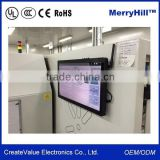 Industrial Panel PC 10.1 / 15 / 17 / 21.5 Inch Wall Mounted Touch Screen Android Tablet For Automation