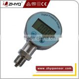 3 VDC lithium battery low power supply pressure gauge