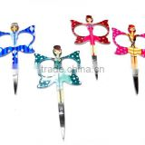 beauty girl pattern cosmetic scissor