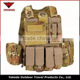 under armor Military Bulletproof Tactical Vest / Mesh Molle Tactical Vest In/Airsoft Vest