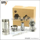 2014 genesis style stainless steel kraken atomiser clone match e cig chiyou mod,nemesis mod, king and bagua mod