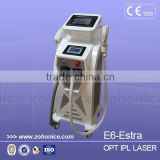 E6 elight ipl nd yag laser 2 in 1 multifunction hair removal & tattoo removal machine