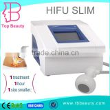 High Frequency  CE Approved Hifu Technology Focused Multi-polar RF Ultrasound Fat Removal Machine For Body Fast Slimming 300W