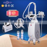 Health Beauty 2 Handles Cool Body Sculpting Machines Liposlim Cavitation Machine with 5 Handpieces