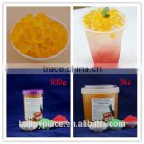 Mason Jar Packaging and Bubble Tea Ingredients Product Type popping boba