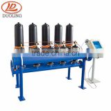 automatic water magnetic flow meters filter