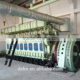Biomass Gas Generator 500kw biomass Gasification Power Plant wood chips gasifier generator