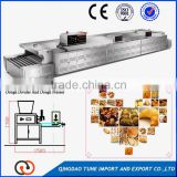 2016 hot pita bread tunnel oven/bakery tunnel oven/Arabic bread baking small tunnel oven