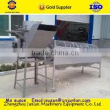 industrial garlic peeling and grading machine +8618637188608