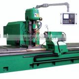Large Size CNC Spline Shaft Milling Machine (Horizontal Gear Hobbing Machine)