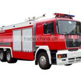 Shacman 6*4 Fire Fighting Truck