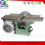 120mm woodworking auto jointer surface planing machine