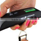 LCD Digital Baggage Weight Hook Scale