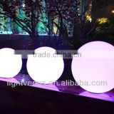 Different Sizes led bowling ball
