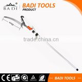 aluminum telescopic pole pruner with SK5 blade saw