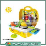 Improve children's learning ability DIY toys kitchen play set,pretend play kitchen for sale