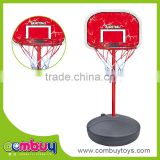 Hot sale kids outdoor play sport toys basketball goal posts