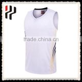 Wholesale Eco-Friendly Silk Screen Printing Slogan T-Shirt basketball jersey