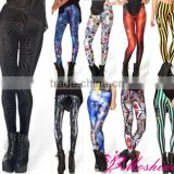 Cheap OEM girls new sexy galaxy printed tights leggings fashion 2013