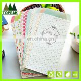2016 Various design Cute paper envelope