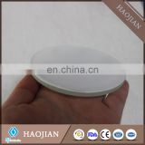 sublimation blank glass coaster mirrored glass coaster table decoration heat resistant table mats