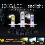 Top quality auto car led headlight H7 waterproof Automotive LED lights bulbs