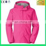Womens sport rain jacket ,outdoor waterproof windbreaker,wholesale windbreaker jacket--6 Years Alibaba Experience