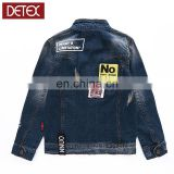 Wholesale Embroidery Kids Denim Jacket