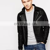 vintage leather jacket premium quality celebrity royal biker style slimfit made of cow skin washed and waxed