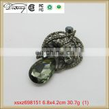 China Jewelry Manufacturer Wedding Bouquet fashion Rhinestone brooch