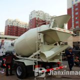 High quality of concrete mixer truck for sale