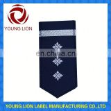 well workmanship colorful uniform epaulettes&arm badge