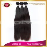 10 Inch To 30 Inch 7A Unprocessed Cheap Virgin Brazilian Straight Hair