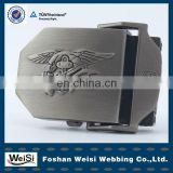 Professional Customized Aluminium Craft Alloy Belt Buckle Clasp