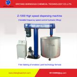 high speed dispersing machine