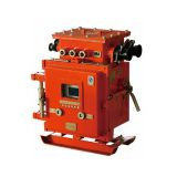 Mining explosion-proof intrinsically safe intelligent vacuum electromagnetic starter