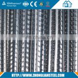 ASTM a615 grade 40 60 reinforced steel bar for construction