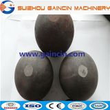 dia.30mm,80mm steel forged mill balls, grinding media balls, steel rolled mill balls for mineral processing