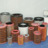 Air filters for air compressor and generator sets