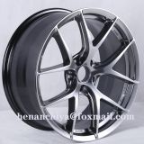 ChiYa Factory Provide For Certification15*6.5inch casting aluminum car wheels/car rims