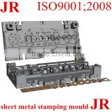 progressive stamping tool/mould/die for motor silicon steel lamination core , motor stator rotor stamping tool
