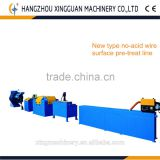 CO2 welding wire production line
