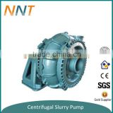 Sand dredger pump with diesel engine in suction gold dredging ship
