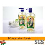 750 ml Basic Cleaning Dishwashing Liquid