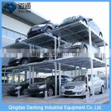 underground simple lifting mechanical 3g parking system