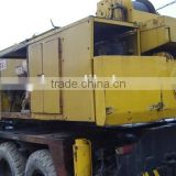 Used Truck crane Coles 88t with original spare parts and engine nice condition Coles 88T 100T