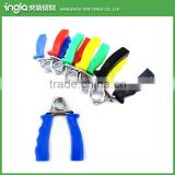 Heavy Duty Hand Grippers Grip Wrist Forearm Training Plastic Steel Exerciser Mini Hand Grips