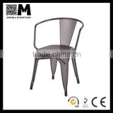 2015 hot selling good quality bar furniture vogue industrial armchair